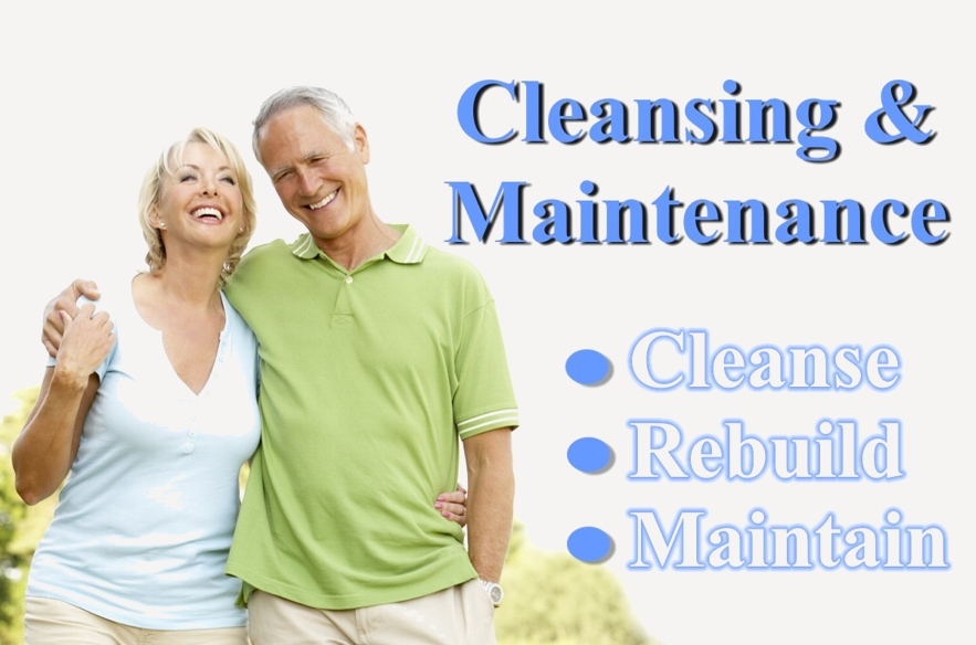 Cleansing & Maintenance couple